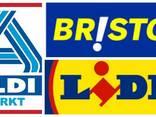 Clothing from: Lidl, Aldi, Bristol