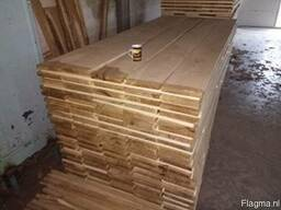 Oak, beech and birch boards and beams - photo 4