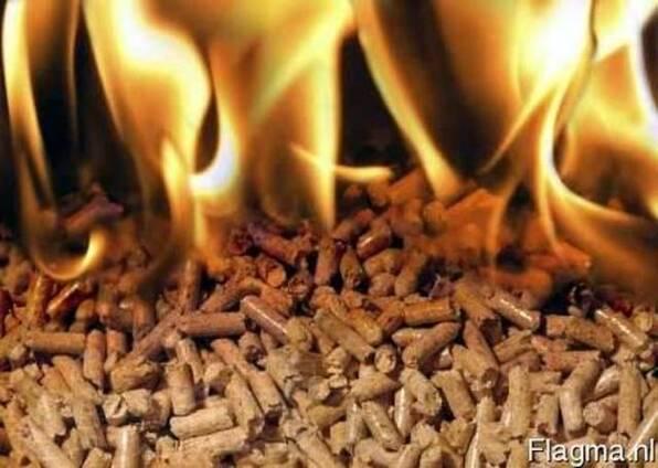 Пеллеты, брикеты топливные, дрова колотые, уголь древесный!