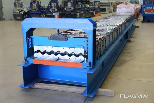 dakpan vormmachine1125