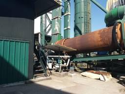 Б/У Быстромонтируемый асфальтный завод Marini 120 т/ч - фото 4