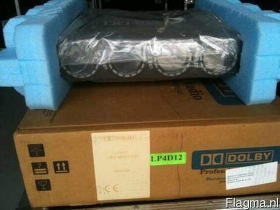 Dolby Lake LP4D12 Processor DLP/Lab Gruppen PLM 10000Q