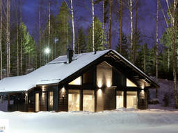 *eco timber home* строительство домов