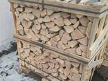 Groothandel Brennholz von Grab, Eiche /Дрова оптом, граб дуб - фото 1