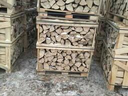 Groothandel Brennholz von Grab, Eiche /Дрова оптом, граб дуб - фото 6