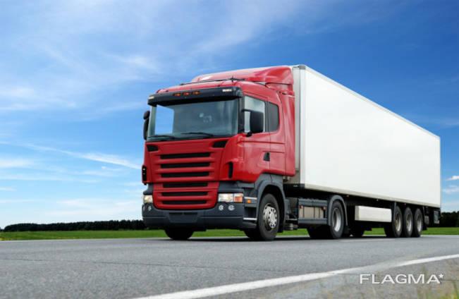 Международные перевозки грузов Европа - СНГ, Азия. Тенты, рефы