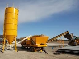 Мобильный бетонный завод Sumab LT 1200 (40 м3/час) Швеци