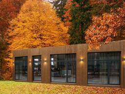Modular houses «QHome SMART» 37 m², 45 m²