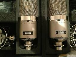 Neumann u47/Audio-Technica AT5040/Royer Labs R122 microphone - photo 2