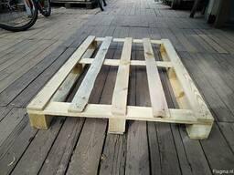 Паллет деревянный 800х1200,1000х1200,600х800 нов. и б/у - фото 4