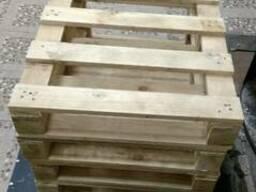 Паллет деревянный 800х1200,1000х1200,600х800 нов. и б/у - фото 6