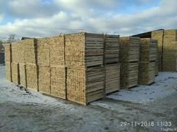 Паллетная заготовка 3-4 сорт 15*94*1000 150 м. куб.