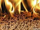 Пеллеты, брикеты топливные, дрова колотые, уголь древесный! - фото 1
