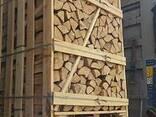 Продаём дрова колотые, лучину для розжига, пеллеты, брикеты. - фото 3