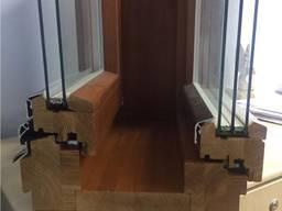 Собственное производство Деревянных окон и Входных дверей . - photo 6