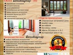 Собственное производство Деревянных окон и Входных дверей . - photo 8