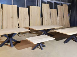 Столешница дубовая / oak countertops