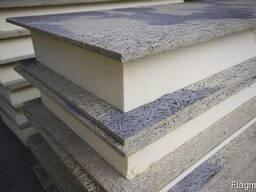 Wood wool cement board / Houtwolcement platen - фото 7